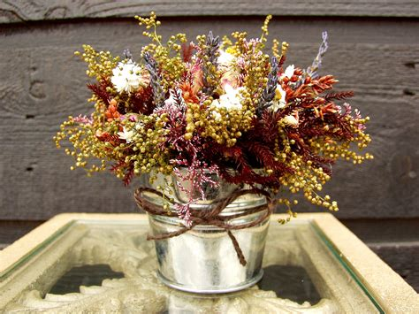 dried flower arrangements centerpieces wedding centerpiece wedding table arrangement primitive