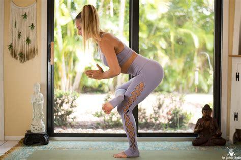 yoga arm balance tutorial grasshopper yoga pose video twist hip opener flow the
