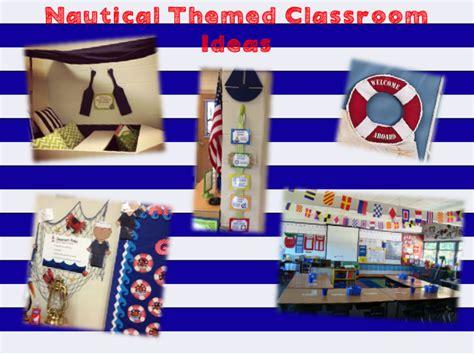 nautical classroom decorations i is for inspire nautical theme idea hunt