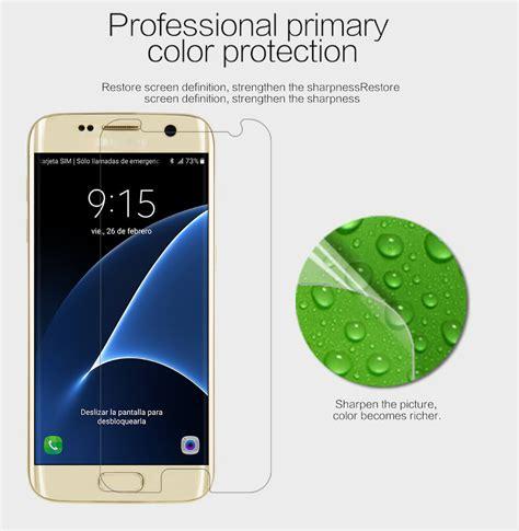 Samsung Galaxy Note 7 Clear Anti Fingerprint Protective Nillkin 1 nillkin clear anti fingerprint protective for samsung galaxy s7 jungfrau lucky g930a
