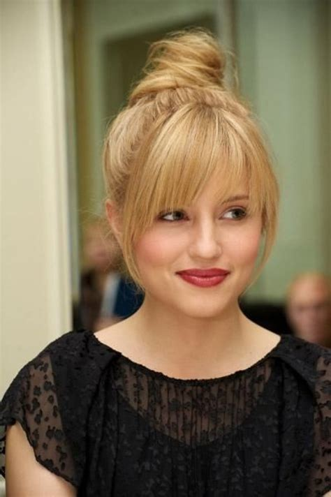 types of bangs for hair types of bangs herinterest within different types of