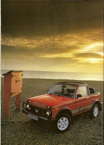 Lada Niva Convertible Images For Gt Lada Niva Cabriolet