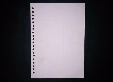 cara membuat undangan ulang tahun dari kertas hvs membuat kertas loose leaf dari kertas hvs bekas pakai oleh