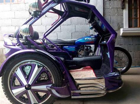 Modifikasi Vespa Becak by Modifikasi Becak Motor Keren Modifikasi Unik Becak Motor