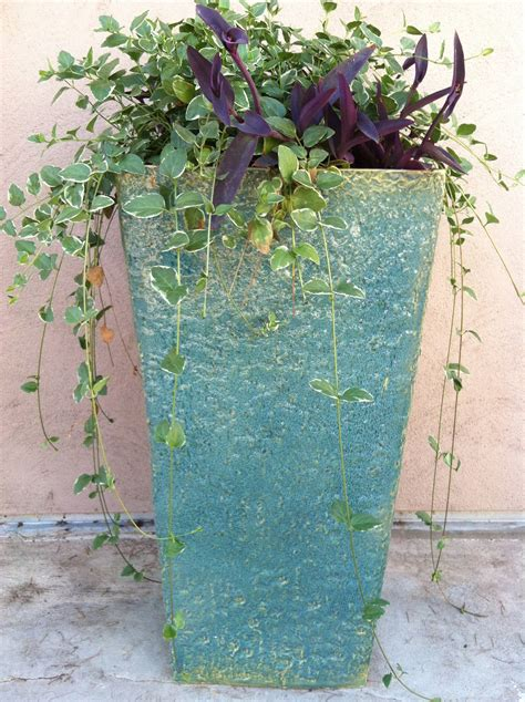 outdoor vase planters planters marvellous ceramic planters large outdoor glazed