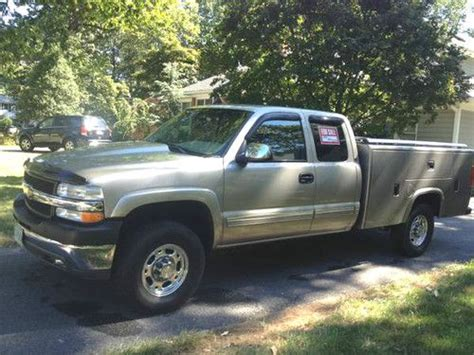how to learn about cars 2002 chevrolet silverado 3500 electronic valve timing sell used 2002 chevy silverado ls 2500 hd in catonsville maryland united states for us 14 500 00