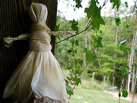 why corn husk dolls no l a conjure how to make corn husk dolls and their