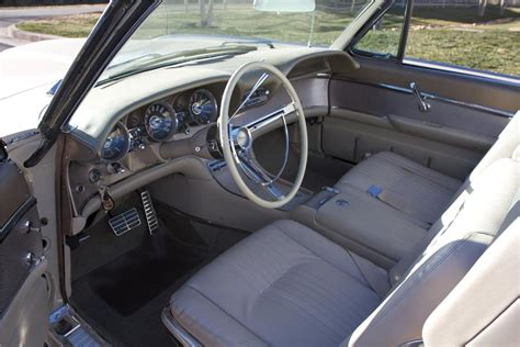 1963 Thunderbird Interior by 1963 Ford Thunderbird Sports Roadster 181502