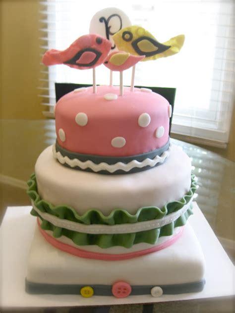 bird baby shower cake the cake baketress bird themed baby shower cake