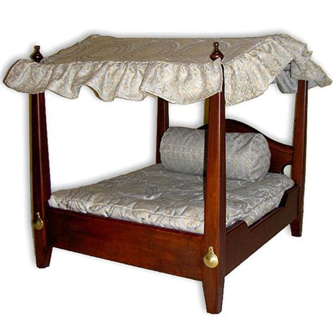 dog canopy bed elizabeth canopy dog bed all pet products all things
