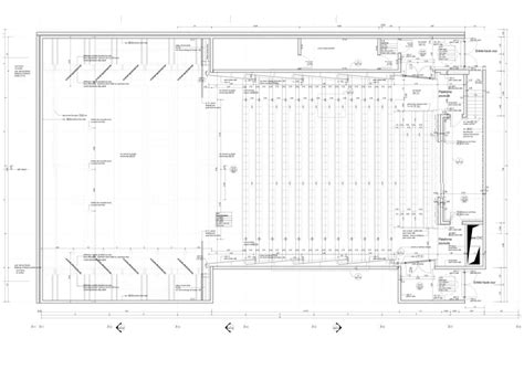 auditorium floor plan architecture photography auditorium floor plan 203351