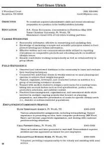 Best Business Resume by International Business Resume International Business Experience