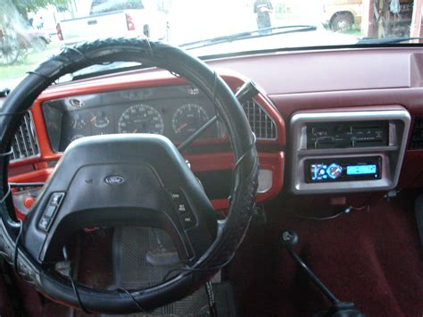 1990 Ford F150 Interior by 1987 Ford F 150 Interior Pictures Cargurus