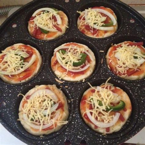 membuat pizza mini dengan teflon cara membuat pizza mini yang lezat toko mesin maksindo