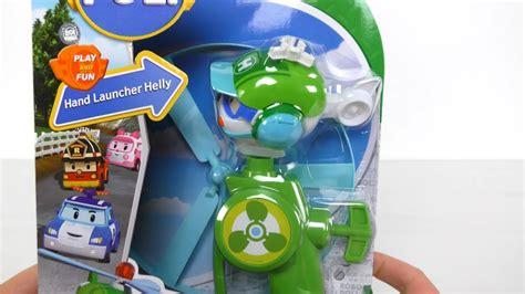 Robocar Poli Launcher by Robocar Poli Helli Launcher
