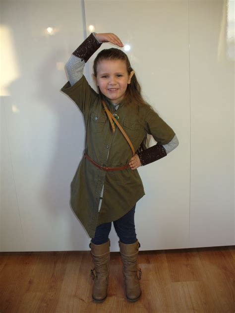 In Handmade Costume - legolas costume easy diy legolas costume
