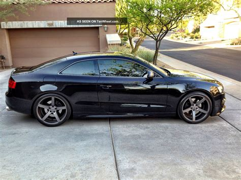 audi s5 modified 2008 audi s5 highly modified w rs5 look