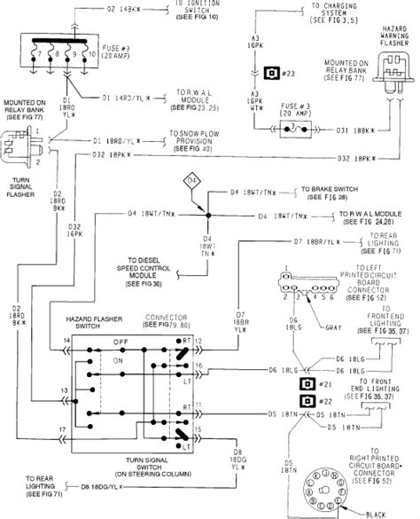 1996 dodge ram headlight switch wiring diagram 28 images