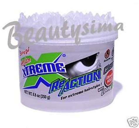 styling gel wet line xtreme xtreme styling hair gel wet line clear reaction ebay