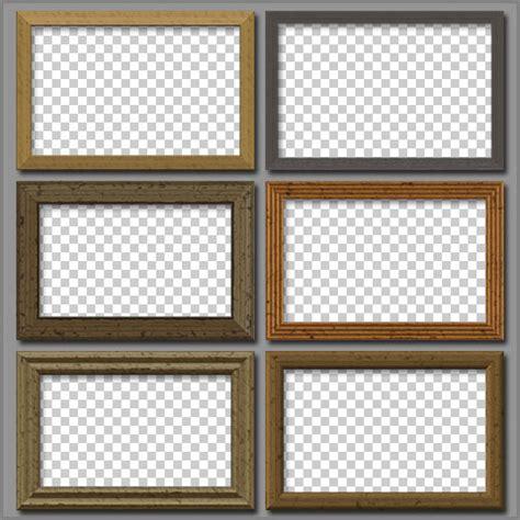 wood frame pattern photoshop designeasy free psd wooden frames