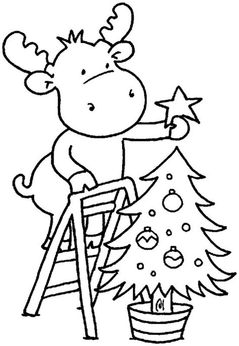 coloring pages of cute reindeer 1000 images about riley and company rubber sts on