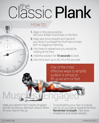 the classic of changes the classic plank infograf 237 a health yoga meditation and running