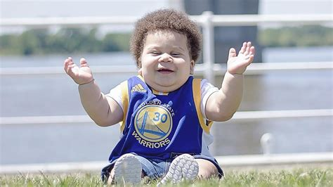 stephen curry new baby meet stuff curry the chubby baby version of stephen curry