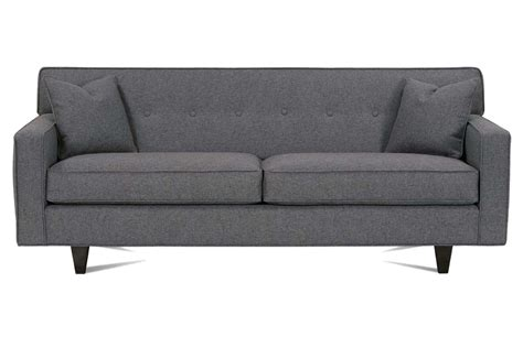 rowe dorset sofa dorset sofa wood leg by rowe furniture