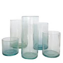 zylinder vase glass cylinder vase household hardware