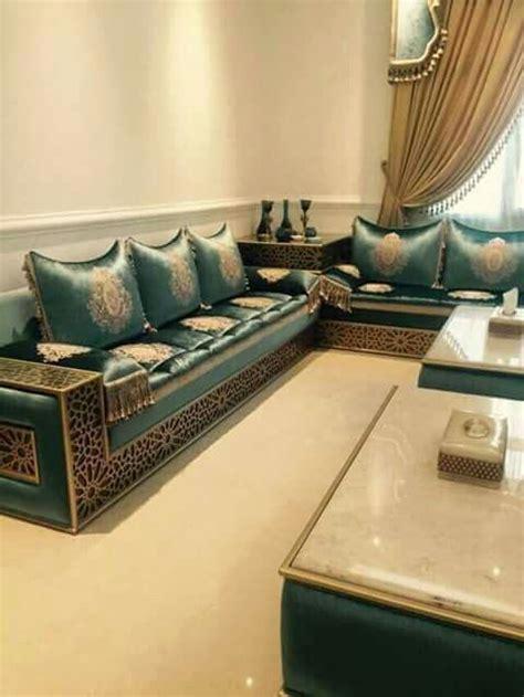 Bien Table De Coin Pour Salon Marocain #2: salon-marocain-design-moderne-ben-sherif.jpg