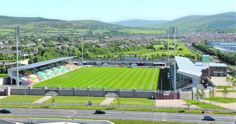 Building Design Plans by Tallaght Stadium Stand Development To Proceed Following