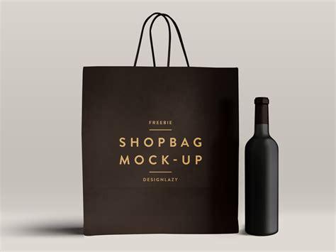 bag design mockup shopping bag mockup psd designlazy