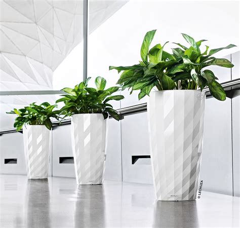 sensational design white indoor planter home design ideas
