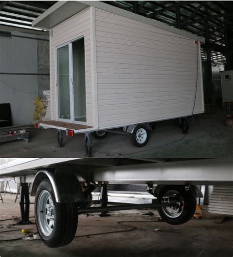 prefabricated tiny homes prefabricated trailor portable cabin home tiny houses