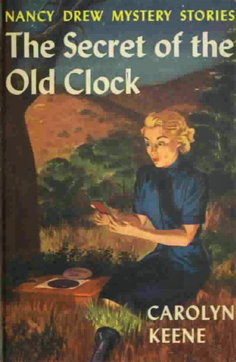 booktalk more review the secret of the old clock by