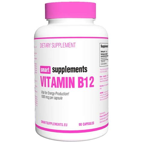 supplement b12 vitamin b12 90 capsules smart supplements masmusculo