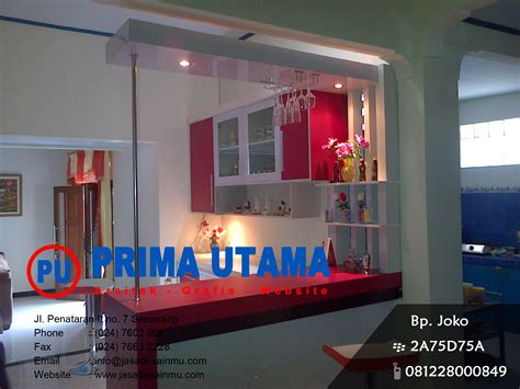 Multiplek Lapis kitchen set cv prima utama