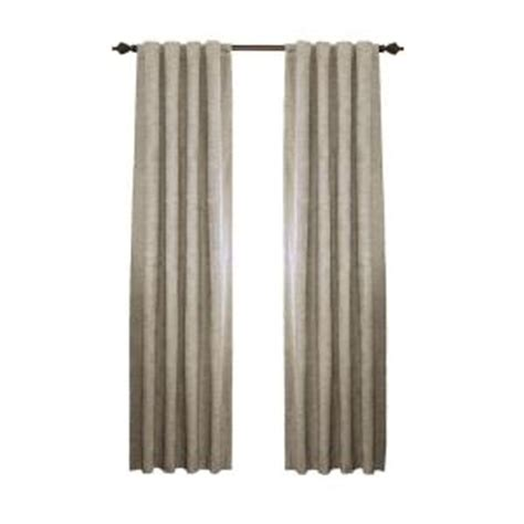 drapes 108 length sound asleep national sleep foundation room darkening grey