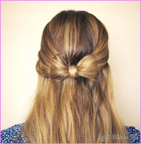 hairstyles for long hair half up half down long hairstyles half up half down latestfashiontips com