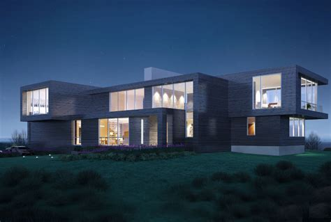 $27.95 Million Modern Mansion To Be Built In Southampton
