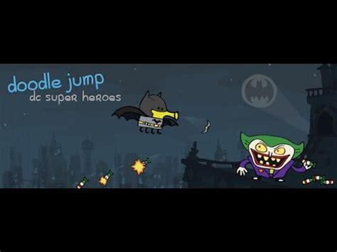 doodle jump batman doodle jump dc heroes batman
