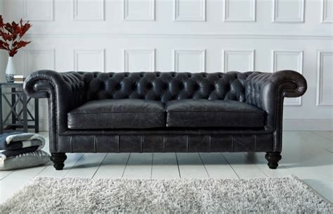 Chesterfield Sofa Company Chesterfield Sofa Black Black Leather Chesterfield Sofa Uk Designersofas4u Thesofa