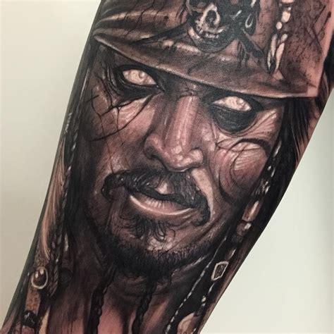 jack sparrow tattoo anrijs straume johnny depp captain sparrow quot