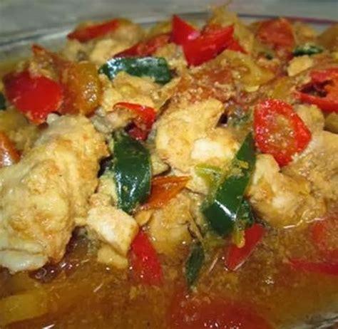 blogger resep masakan resep masakan ikan tuna saus tiram bumbu resep kue