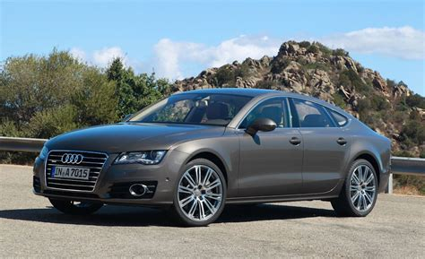 a7 audi 2012 audi puts a price on 2012 a7 will start at 60 125