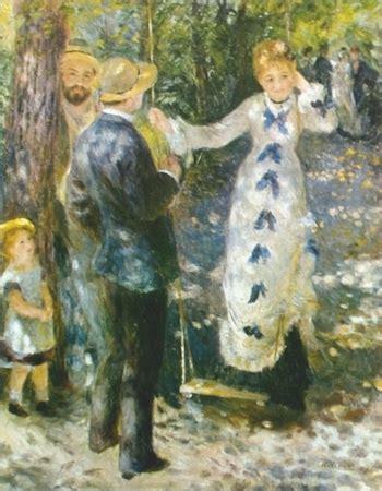 La Balancoire Renoir by Quia L De La Au Xixe Si 232 Cle Renoir Semaine 5