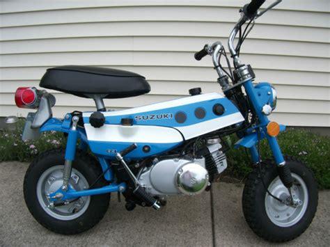 Suzuki Trailhopper by Suzuki Mt50 Trailhopper For Sale Bike Gallery