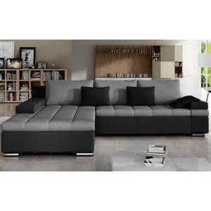 Leather Sofa Beds With Storage Corner Sofa Bed Bangkok With Storage Container Faux Leather Fabric New Ebay