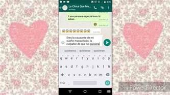 cmo conquistar a una mujer por chat psicologa caroline como enamorar a una chica por whatsapp hd youtube