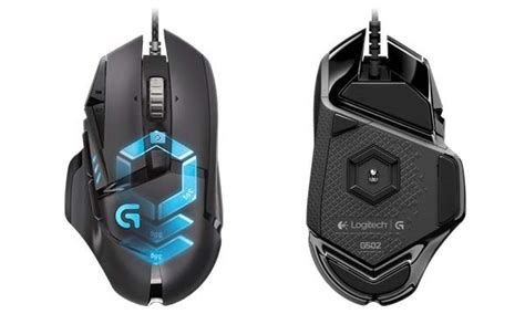 Mouse Macro Logitech G502 logitech g502 proteus spectrum gaming mouse with 11 programmable buttons up to 12 000 dpi and